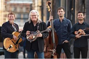 Ricky Skaggs and Kentucky Thunder at Penns Peak January 9th