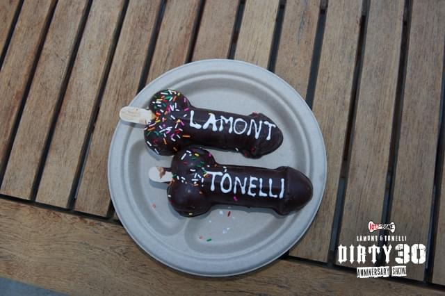 Lamont & Tonelli: Dirty 30 – VIP Party