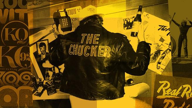 """Legend has it that Michael Jackson wanted to be interviewed on KQRS, but didn't want to deal with a dumbass disc jockey… So, a dumbass disc jockey was created. Listen to the """"Best of the Best"""" Chucker calls...   Listen"""