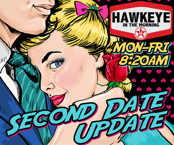 Apply for Hawkeye's 2nd Date Update