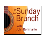 Sunday 10am-12pm   John Bommarito brings out the softer side of 107one with a special blend of acoustic tracks, live tracks, and exclusive Studio A2 performances.