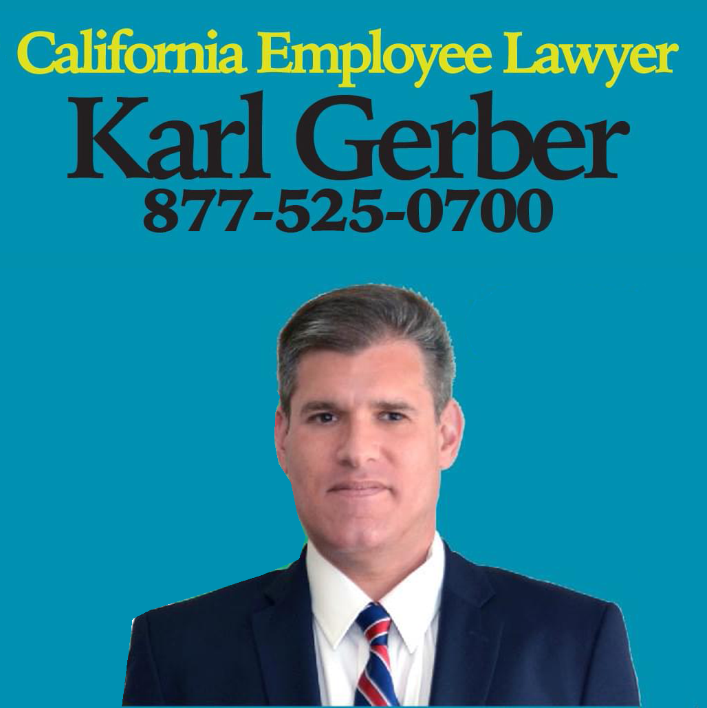 Karl Gerber Workplace Lawyer