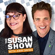 The Susan Show With John Davies
