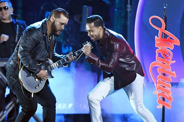 Aventura, Banda MS & More Latin Concerts You Can't Miss on Valentine's Day
