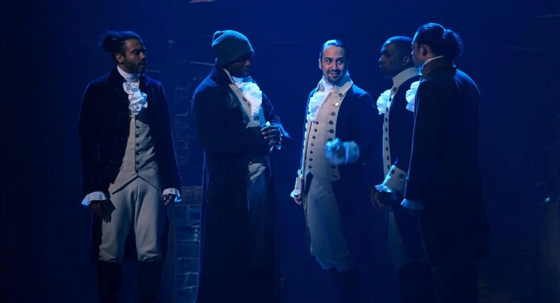 Hamilton's Broadway Cast Prepare for Their Biggest Audience Yet