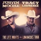 Justin Moore & Tracy Lawrence at Cobb Energy Performing Arts Centre on Thursday, March 19th at 7:30pm