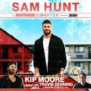 Sam Hunt The Southside Summer Tour with Special Guests, Kip Moore, Travis Denning at Ameris Bank Amphitheatre June 11th