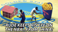 Chinese NBA Finals News: You have to see it to believe it!