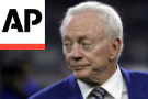 AP source: Jerry Jones to pay NFL $2 million for legal fees