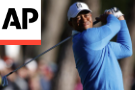 Woods shares early lead at Innisbrook, and gallery roars