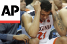 Top-seeded Virginia left to make sense of historic NCAA loss