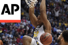 West Virginia Gets Better of State Rival Marshall 94-71