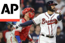 Markakis' 3-Run Homer Gives Braves 8-5 Walk-Off vs. Phillies