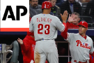 Phillies Top Braves In 10