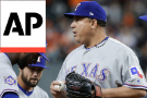 Big Bartolo Still Having Fun, Getting Batters Out For Rangers