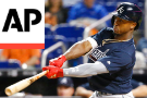 Albies Hits 1st Grand Slam, Braves Roll Past Marlins 9-2
