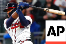 Acuna Gets Big Hit – Braves Score 3 in 8th & Beat Cubs 4-1