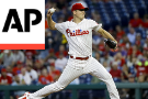 Pivetta Throws 7 Scoreless Innings, Phillies Blank Braves 3-0