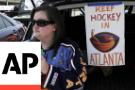 Atlanta Hockey Fans Cheering Anybody But The Winnipeg Jets