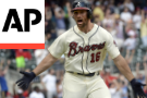 Culberson wins it again for Braves with pinch-hit HR in 9th