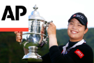 Jutanugarn Wins US Women's Open On Fourth Playoff Hole
