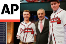 Inspirational High Schooler Announces Braves' 1st-Round Pick