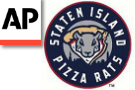 "Baseball Team Rebrands As The ""Pizza Rats"""