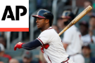 Sanchez Throws 7 Scoreless Innings, Braves Top Padres 4-2