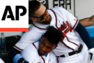 Like Last Year's Twins, Young Braves Ahead Of Schedule