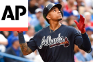 Camargo Hits First Career Grand Slam, Braves Rout Blue Jays 11-4
