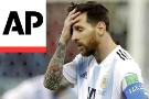 Messi, Argentina Beaten 3-0 At World Cup, Croatia Advances