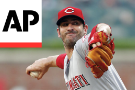 Harvey Has Another Strong Start As Reds Beat Braves, 5-3