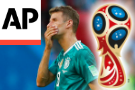 Future Starts Now For Germany After Shock of World Cup Early Exit