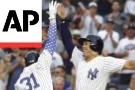 Stanton, Hicks, Higashioka Homer As Yankees Beat Braves 8-5