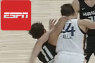 Trae Young, Grayson Allen Earn Technical Fouls After Brief Scuffle