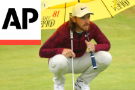 The Latest: Fleetwood Shoots 65 To Move Into Lead In Open
