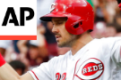 Braves Acquire Power-Hitting Outfielder Adam Duvall From Reds
