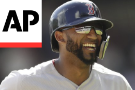Kinsler, Red Sox Beat Braves 8-2 In Matchup of Leaders