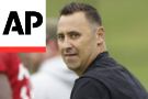 Atlanta's Offensive Coordinator Sarkisian Putting Last Year Behind Him