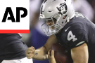 Gruden's return to Raiders turns into dud after fast start