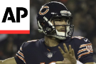 Bears win despite up-down performance by Trubisky