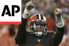 Baker Mayfield Era begins as rookie leads Browns past Jets 21-17
