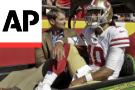 49ers lose QB Jimmy Garoppolo to season-ending knee injury