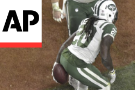 Jets' Crowell fined $13K by NFL for TD 'wipe' celebration