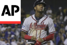 Braves return home needing win vs LA to extend NLDS