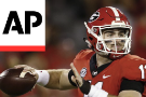 Fromm throws 3 TD passes, No. 2 Georgia drops Vandy 41-13