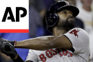 Bradley's slam helps Red Sox beat Astros 8-2 in ALCS