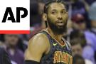 Temple, Jackson Jr. lead Grizzlies past Hawks 131-117