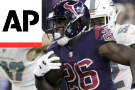 Miller's big game helps Texans beat Dolphins 42-23