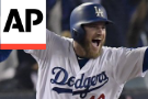 Dodgers beat Red Sox in 18 innings; longest Series game in history